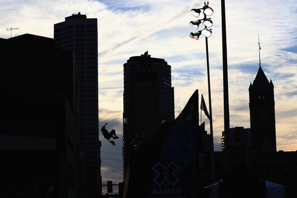 X Games Minneapolis 2018 - Day 1