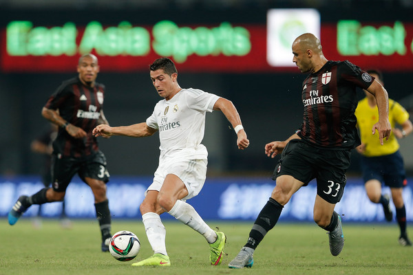 Real Madrid v AC Milan - International Champions Cup