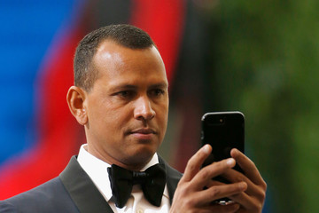Alex Rodriguez 'Rei Kawakubo/Comme des Garcons: Art of the In-Between' Costume Institute Gala - Outside Arrivals