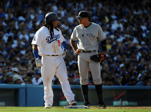 New York Yankees v Los Angeles Dodgers []