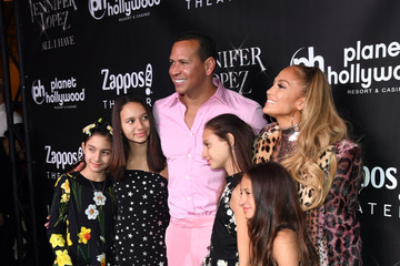 """Alex Rodriguez """"JENNIFER LOPEZ: All I HAVE"""" Finale At Zappos Theater At Planet Hollywood Resort & Casino"""