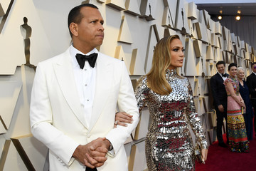 Alex Rodriguez 91st Annual Academy Awards - Red Carpet