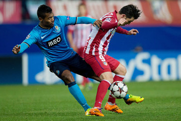 Alex Sandro Club Atletico de Madrid v FC Porto