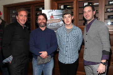 Alex Sharp Beachside Film's Private Dinner For 'The Sunlit Night' Hosted By The RAND Luxury Escape At The St. Regis