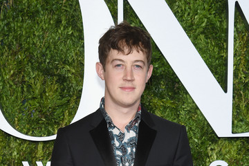 Alex Sharp 2017 Tony Awards - Arrivals