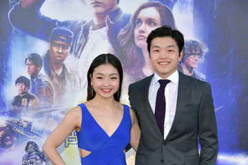 """Alex Shibutani Premiere Of Warner Bros. Pictures' """"Ready Player One"""" - Arrivals"""