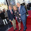 Alex Trebek Harry Friedman Honored With A Star On The Hollywood Walk Of Fame