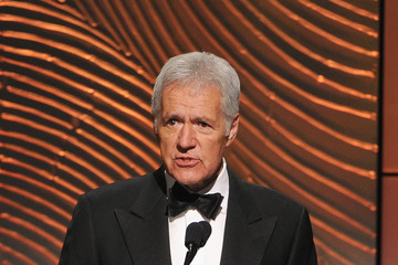 Alex Trebek The 40th Annual Daytime Emmy Awards Show