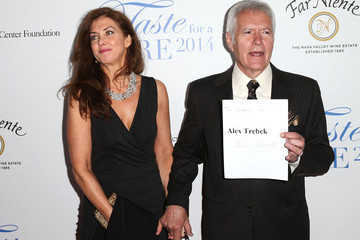 "Alex Trebek Jonsson Cancer Center Foundation's 19th Annual ""Taste For A Cure"" - Arrivals"