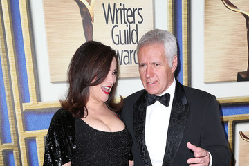 Alex Trebek 2014 Writers Guild Awards L.A. Ceremony - Arrivals