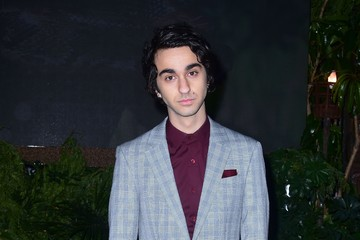 Alex Wolff Premiere of Columbia Pictures' 'Jumanji: Welcome to the Jungle' - Arrivals
