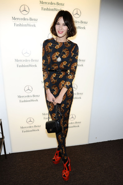 Mercedes-Benz Fashion Week Fall 2011 - Official Coverage - People and Atmosphere Day 1