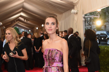 Alexa Chung 'China: Through The Looking Glass' Costume Institute Benefit Gala - Arrivals