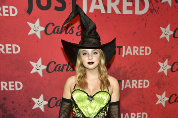 Alexa Losey Stars Attend Just Jared's 7th Annual Halloween Party