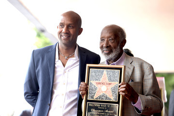 Alexander Devore Avant Clarence Avant Is Honored With a Star on the Hollywood Walk of Fame