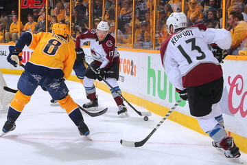 Alexander Kerfoot Colorado Avalanche v Nashville Predators - Game Five