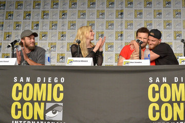 Alexander Ludwig 'Vikings' Panel - Comic-Con 2016