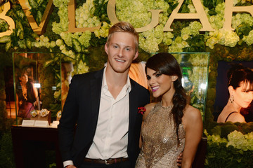 Alexander Ludwig Inside the 'Decades of Glamour' Oscar Party