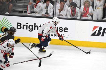 Alexander Ovechkin 2018 NHL Stanley Cup Final - Game Two
