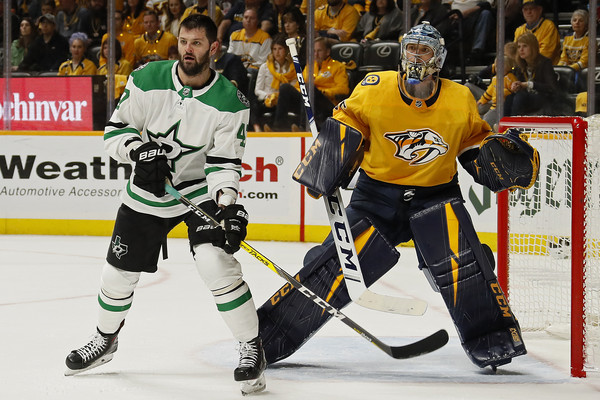 Dallas Stars vs. Nashville Predators - Game Two