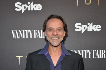 Alexander Siddig Vanity Fair and Spike Celebrate the Premiere of the New Series 'TUT'