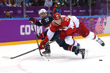 Alexander Syomin Ice Hockey - Winter Olympics Day 8