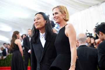 "Alexander Wang ""Charles James: Beyond Fashion"" Costume Institute Gala - Candids"