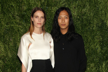 Alexander Wang Arrivals at the Fashion Fund Finalists Celebration