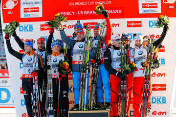 Alexandr Loginov E.ON IBU Worldcup Biathlon Annecy: Day 2