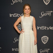Alexandra Breckenridge The 2020 InStyle And Warner Bros. 77th Annual Golden Globe Awards Post-Party - Red Carpet
