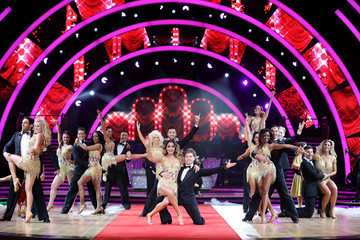 Alexandra Burke 'Strictly Come Dancing' Live! - Photocall