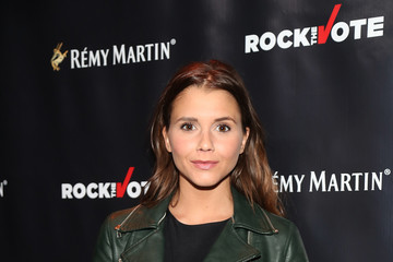 Alexandra Chando The House of Remy Martin Presents Rock The Vote with Ben Lyons