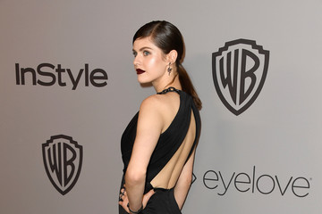 Alexandra Daddario Warner Bros. Pictures And InStyle Host 19th Annual Post-Golden Globes Party - Arrivals