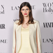 Alexandra Daddario Vanity Fair and Lancôme Women In Hollywood Celebration