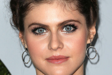 Alexandra Daddario Arrivals at the GQ Men of the Year Party