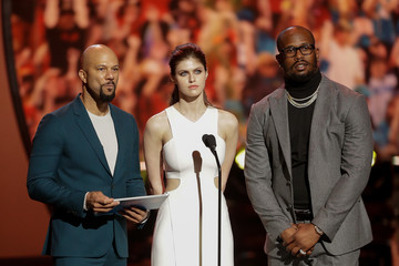 Alexandra Daddario 6th Annual NFL Honors - Show