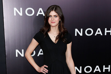 Alexandra Daddario 'Noah' Premieres in NYC — Part 4
