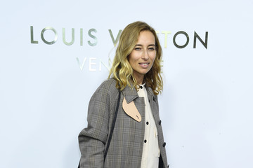 Alexandra Golovanoff Louis Vuitton's Boutique Opening At Place Vendome - Paris Fashion Week Womenswear Spring/Summer 2018