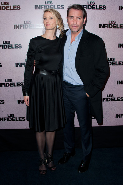 Alexandra lamy and jean dujardin photos photos 39 les for Dujardin lamy