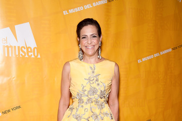 Alexandra Lebenthal Arrivals at the El Museo's Gala