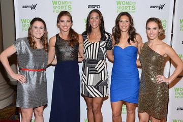 Alexandra Morgan 33rd Annual Salute To Women In Sports - Arrivals