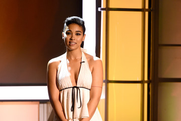 Alexandra Shipp BET Presents the American Black Film Festival Honors - Show