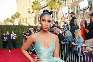 "Alexandra Shipp Premiere Of 20th Century Fox's ""Dark Phoenix"" - Red Carpet"