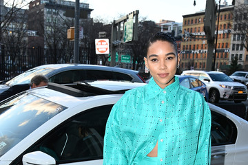 Alexandra Shipp IMG NYFW: The Shows 2020 Partners - February 8