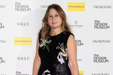 Alexandra Shulman The Design Museum - VIP Launch Party - Arrivals