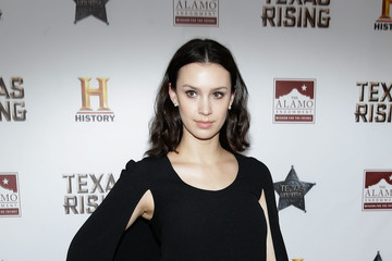 Alexandra Von Renner HISTORY Celebrates Epic New Miniseries 'Texas Rising' With Red Carpet at the Alamo