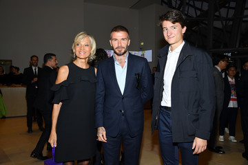 Alexandre Arnault Opening Of The New Exhibitions Jean-Michel Basquiat And Egon Schiele At The Fondation Louis Vuitton
