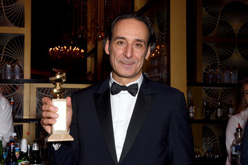Alexandre Desplat FOX, FX, and Hulu 2018 Golden Globe Awards After Party - Inside