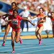 Alexandria Anderson 14th IAAF World Athletics Championships Moscow 2013 - Day Nine