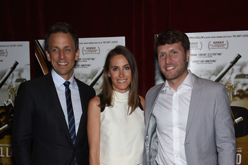 Alexi Ashe Seth Meyers With the Orchard and the Cinema Society Host a Screening of 'Cartel Land' - Arrivals
